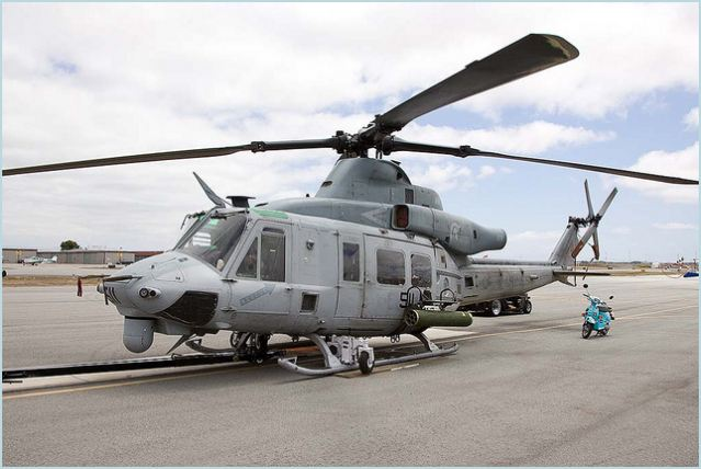 Uh 1y Bell Medium Range Utility Helicopter Technical Data