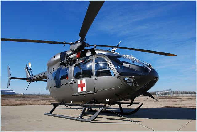 The UH-72A Lakota is the best-value solution for the U.S. Army's new multi-mission Light Utility Helicopter (LUH) requirement.