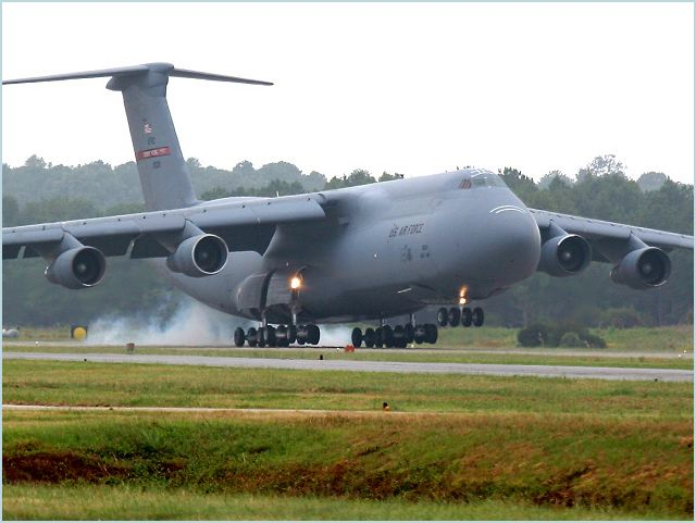 Lockheed Martin [NYSE: LMT] completed delivery of the 79th and final C-5 Galaxy aircraft of the current Avionics Modernization Program at a ceremony at Travis Air Force Base, Calif., on April 27.